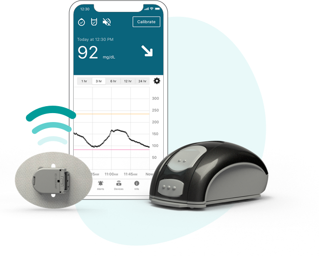 Continuous Glucose Monitoring App